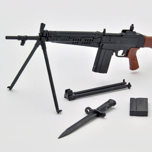 TOMYTEC / 1/12 / 迷你武裝 / LA014 / 64式步槍 TOMYTEC, 組裝模型, 1/12,LA014,64式步槍