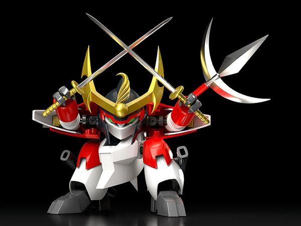 GOOD SMILE MAX FACTORY PLAMAX MS-10 魔神英雄傳 戰王丸 PLAMAX,MS-10,魔神英雄傳,戰王丸,組裝模型