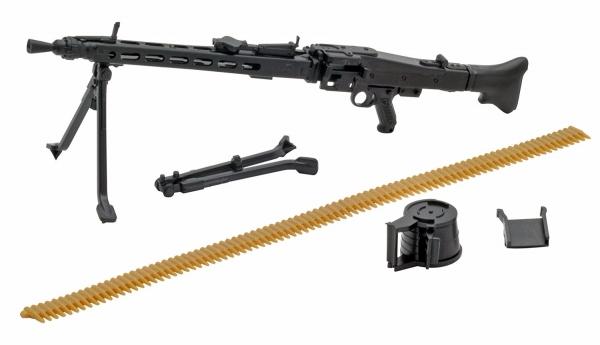 Tomytec / 1/12 / 迷你武裝 / LA027 MG3型 Tomytec,1/12,迷你武裝,LA027,MG3型