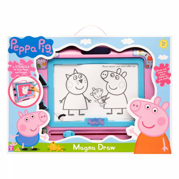 LITTLE CHARACTERS 粉紅豬小妹 佩佩豬 畫板 LITTLE CHARACTERS,粉紅豬小妹,佩佩豬,畫板