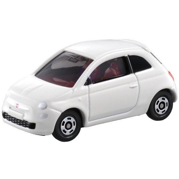 TOMICA 多美小汽車 1/59 #90 FIAT 500 已塗裝玩具車 TOMICA,多美小汽車,1/59,#90,FIAT 500,已塗裝玩具車