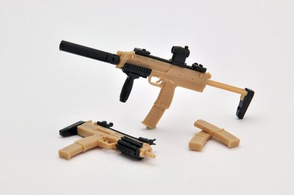 Tomytec / 1/12 / 迷你武裝 / LA023 / MP7A2型 Tomytec,1/12,迷你武裝,LA023,MP7A2 Type