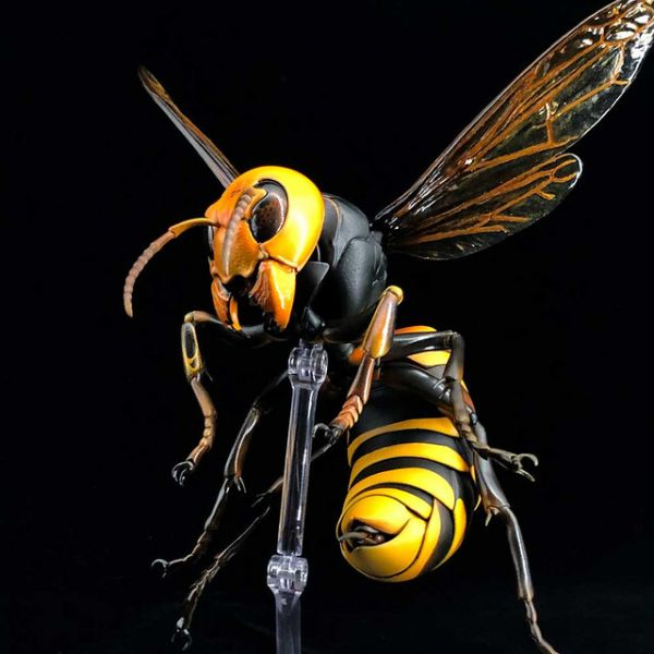 KAIYODO 海洋堂 REVO GEO 可動系列 大虎頭蜂 KAIYODO,REVO GEO,大虎頭蜂