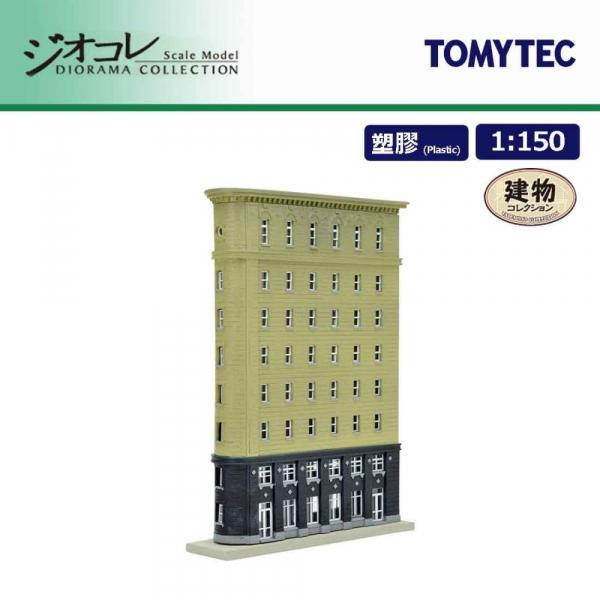 TOMYTEC / 1/150 / 建築物系列163 薄型A 組裝模型 TOMYTEC,1/150,建築物,061-2,昭和大厦,A2,組裝模型