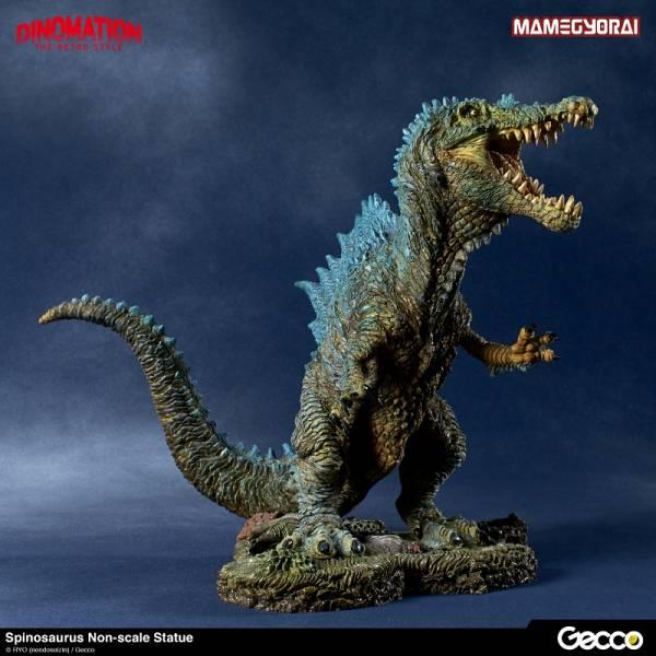 GECCO Dinomation 棘背龍 雕像 GECCO,Dinomation,棘背龍,雕像