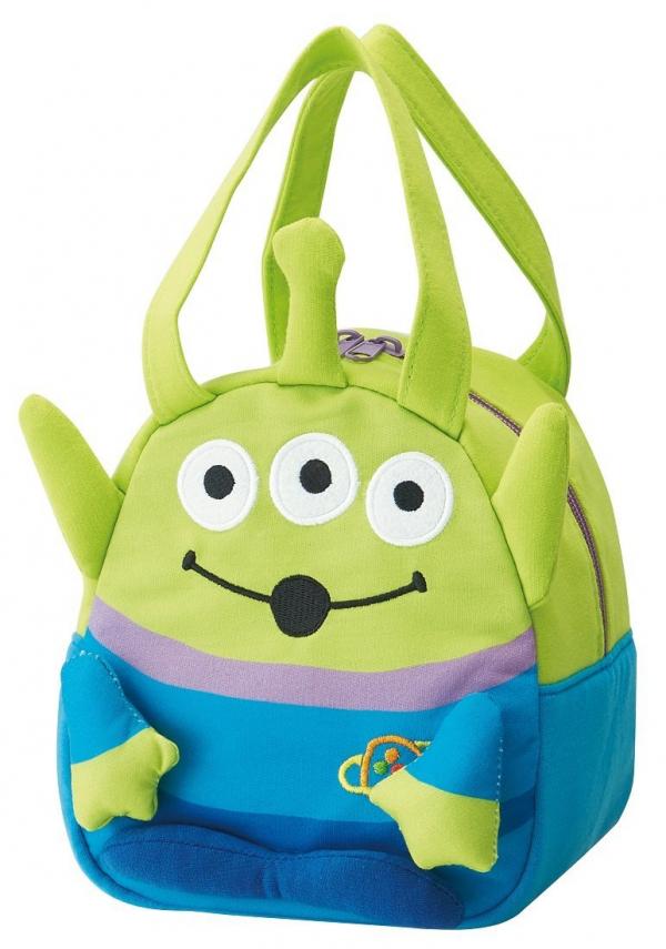 SKATER / 皮克斯 / 玩具總動員 / 三眼怪 / 棉質手提袋 SKATER,皮克斯,玩具總動員,三眼怪,棉質手提袋