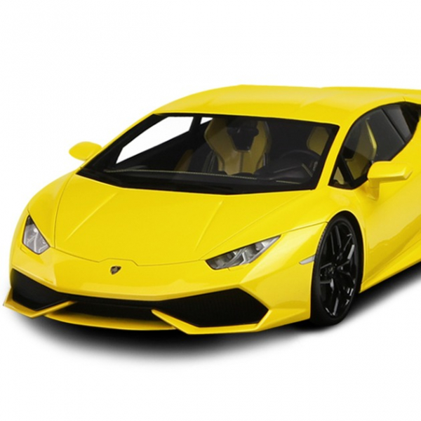 KYOSHO 京商 / 1/18 / 藍寶堅尼 Lamborghini Huracan LP610-4 珍珠黃 KYOSHO,京商,1/18,藍寶堅尼,Lamborghini Huracan,LP610-4,珍珠黃