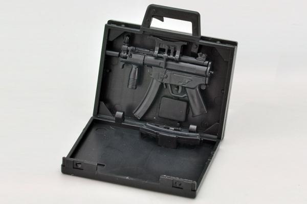 TOMYTEC / 1/12 / 迷你武裝 / LA045 / MP5K 衝鋒槍 TOMYTEC,1/12,迷你武裝,littlearmory,LA045,MP5K,衝鋒槍