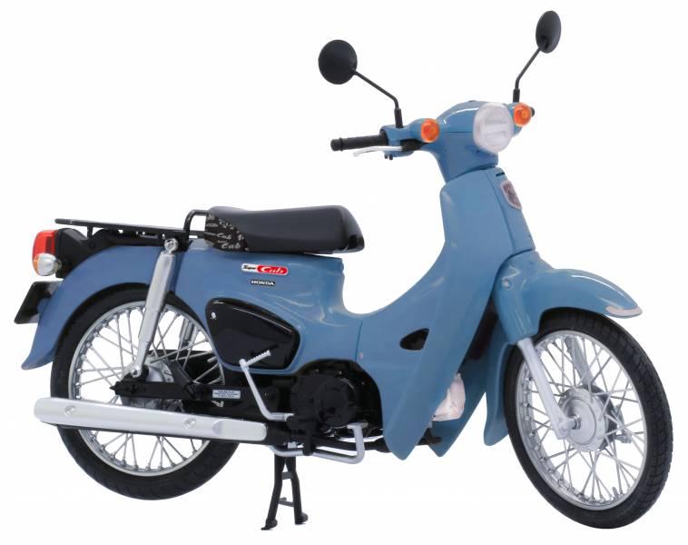 1/12 HONDA Super CUB 美麗藍 FUJIMI BikeNX1EX6 富士美 組裝模型 FUJIMI,1/12,NEXT,HONDA,Super,CUB,110,金屬藍,白色,,黃色,,