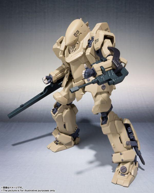 BANDAI ROBOT魂 <SIDE TA> 壱七式戰術甲冑雷電 BANDAI,METAL ROBOT魂,<SIDE TA>,壱七式戰術甲冑雷電