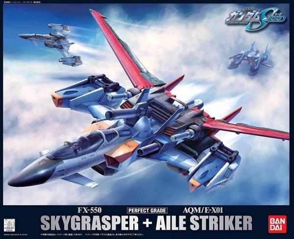 [9月再販] BANDAI PG 1/60 空中霸者 + 翔翼裝備 機動戰士鋼彈SEED 組裝模型 BANDAI,PG 1/60,空中霸者,翔翼裝備,機動戰士鋼彈SEED