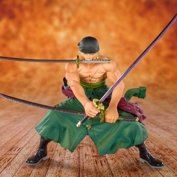 BANDAI / Figuarts ZERO / 海賊王 / 動畫20周年 / 索隆  BANDAI,Figuarts ZERO,海賊王,動畫20周年,索隆