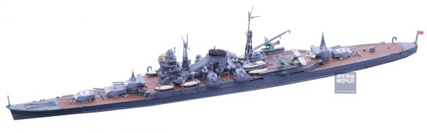 1/700 重巡洋艦 熊野 1942 FUJIMI 特20 日本海軍 水線船 富士美 組裝模型 FUJIMI,1/700,富士美,特,水線船,日本海軍,重巡洋艦,鈴谷,1942,