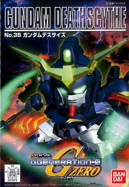 [7月再販] BANDAI GG系列 #35 死神鋼彈 BANDAI,GG系列,No.35,死神鋼彈
