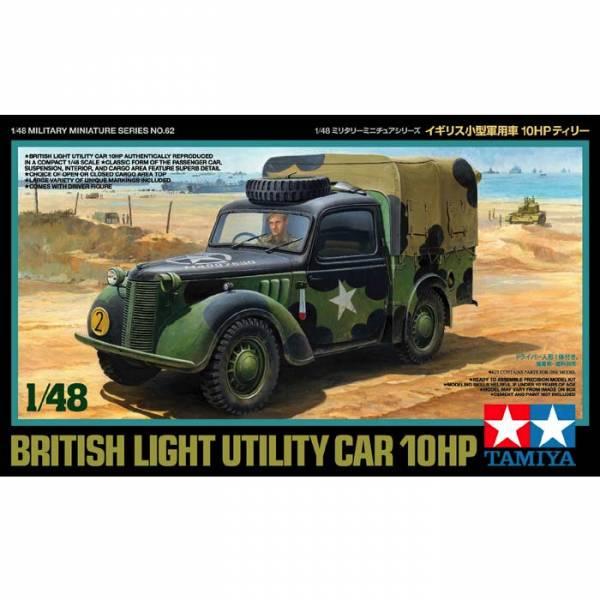 TAMIYA 田宮 1/48  #32562 英國小型軍用車10hp British light Utility Car 10hp TAMIYA,田宮,1/48,32562, 英國,小型軍用車,10hp,British light Utility Car 10hp