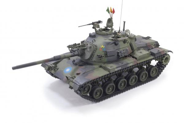 AFV CLUB / 1/35 / 勇虎戰車 / /CM-11 / M48H / 巴頓戰車 / 組裝模型 AFV CLUB,1/35,中華民國陸軍,勇虎,組裝模型