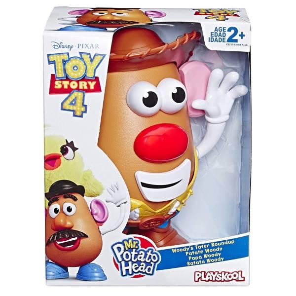 Hasbro / 孩之寶 / 兒樂寶蛋頭 / 蛋頭先生 玩具總動員4 好夥伴胡迪Ver. Hasbro,孩之寶,兒樂寶蛋頭,蛋頭先生,玩具總動員4,好夥伴,胡迪Ver.