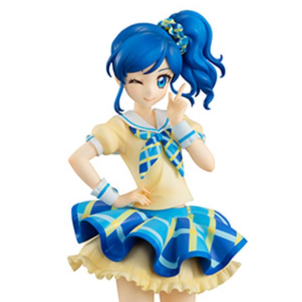 Megahouse / Lucrea / 偶像學園 / 霧矢葵 Blue Stage Costume Megahouse,Lucrea,偶像學園,霧矢葵,Blue Stage Costume