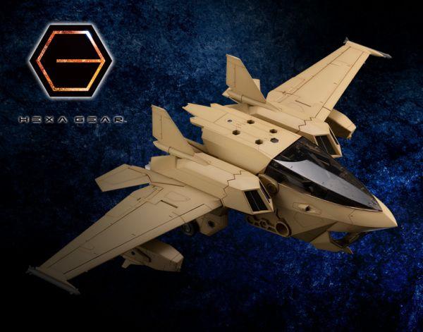 Kotobukiya 壽屋 1/24 六角機牙 支援擴展包005 戰機 沙漠黃 HG072 組裝模型 Kotobukiya,壽屋,1/24,六角機牙,支援擴展包,005,戰機,沙漠黃,HG072,組裝模型,