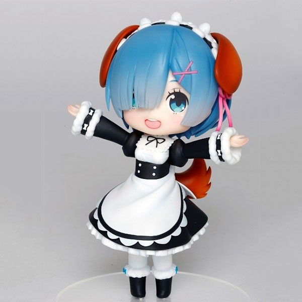 TAITO 景品 Doll Crystal RE:從零開始的異世界生活 雷姆 小狗 Q版公仔 TAITO,景品,Re:從零開始的異世界,雷姆,小狗