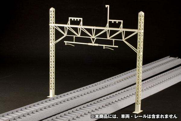 PLUM / 1/80 / 架線柱 / 組裝紙模型 PLUM,1/80,架線柱,紙模型