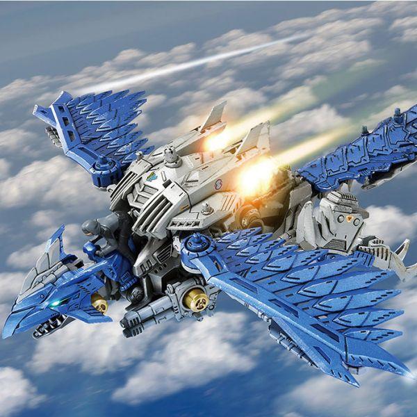 TAKARA TOMY 機獸新世紀 ZOIDS 洛伊德 ZW39 音速史祖鳥 組裝模型 TAKARA TOMY,機獸新世紀,ZOIDS,洛伊德,ZW39,音速史祖鳥