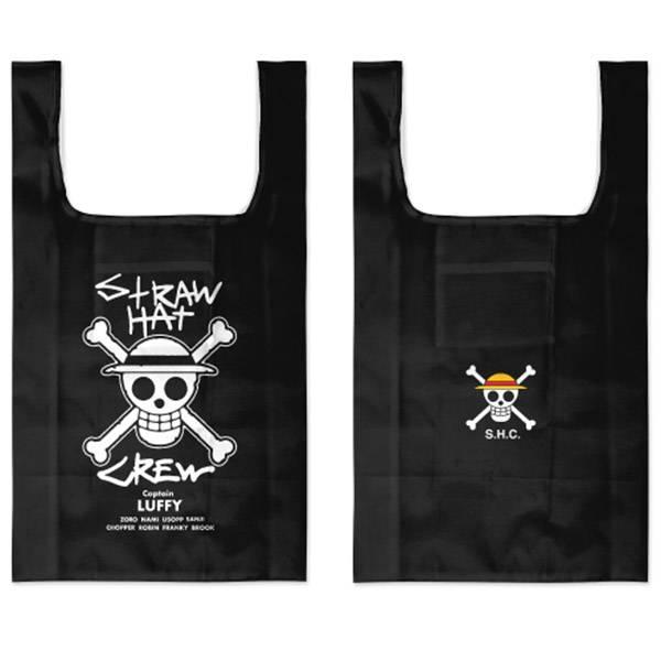 [再販] COSPA 海賊王 草帽海賊團 環保購物袋 COSPA,海賊王,草帽海賊團,環保購物袋