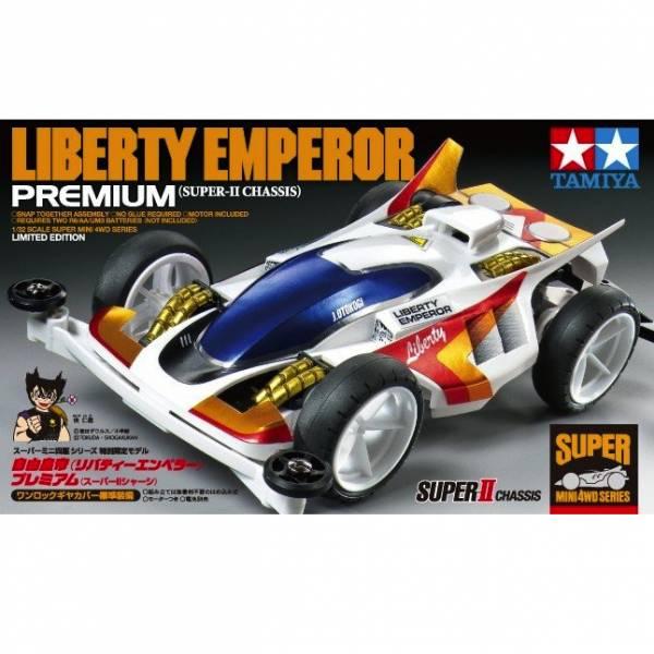 TAMIYA 田宮 1/32 #95427 限定版 自由皇帝 Liberty Emperor Premium Super II底盤 TAMIYA, 田宮, 1/32,95427,限定版,自由皇帝,Liberty Emperor Premium,Super II底盤