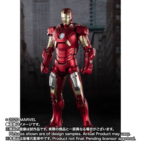 BANDAI S.H.Figuarts SHF 漫威MARVEL 鋼鐵人 Mk 7 AVENGERS ASSEMBLE EDITION 復仇者聯盟 終局之戰 BANDAI,S.H.Figuarts,SHF,漫威 MARVEL,復仇者聯盟,鋼鐵人,Mk 7,AVENGERS ASSEMBLE EDITION