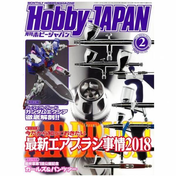 HOBBY JAPAN 日文雜誌 2018年6月號 HOBBY JAPAN,日文雜誌,2018年6月號
