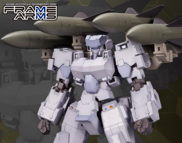 kotobukiya / 1/100 / Frame Arms骨裝機兵 / 32式3型 / 誘導彈 改良鷹搭載型 / 轟雷 / 組裝模型  kotobukiya,1/100,Frame Arms 骨裝機兵,32式3型,誘導彈 改良鷹搭載型,轟雷,組裝模型