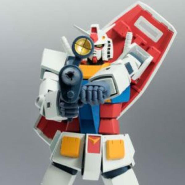 ROBOT魂 <SIDE MS> 機動戰士鋼彈 RX-78-2 鋼彈 動畫版  ver. A.N.I.M.E. ROBOT魂,<SIDE MS,機動戰士鋼彈,RX-78-2,鋼彈,動畫版