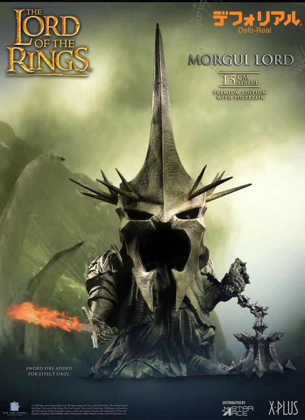 [即將發售 請點貨到通知] Star Ace Toys Defo-Real系列 魔戒 王者再臨 安格馬巫王 Morgul Lord Star Ace Toys Defo-Real系列 魔戒 王者再臨 安格馬巫王 Morgul Lord