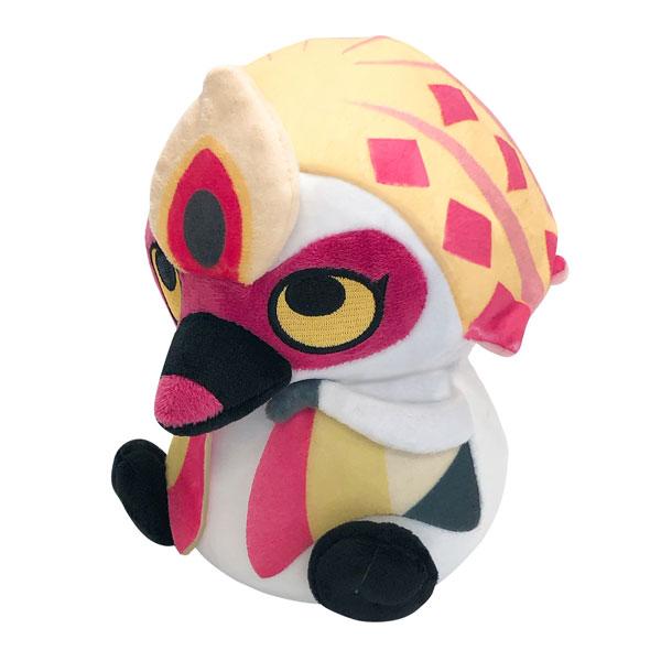 CAPCOM 魔物獵人Rise 傘鳥 絨毛玩偶 CAPCOM,魔物獵人,Rise,傘鳥,絨毛,玩偶,