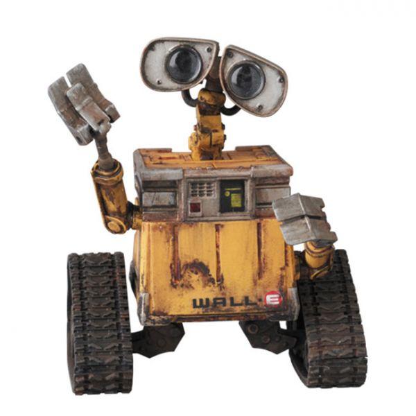 Medicom Toy / UDF / 迪士尼 皮克斯 / 瓦力 WALL·E Medicom Toy,UDF,迪士尼,皮克斯,瓦力,WALL·E