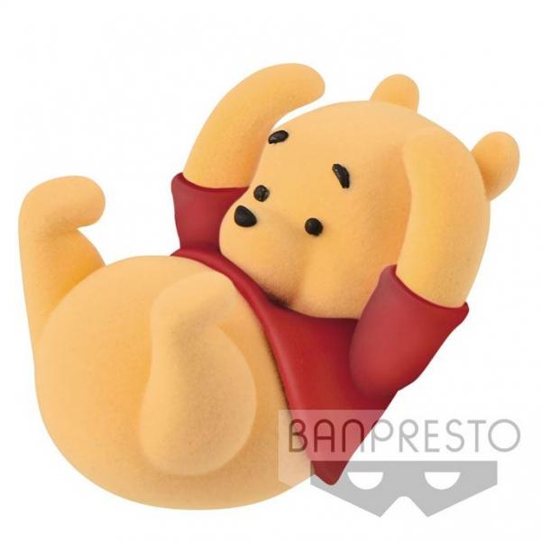 BANPRESTO / 景品 / Fluffy Puffy / 迪士尼 小熊維尼 BANPRESTO,景品,Fluffy Puffy,迪士尼,小熊維尼