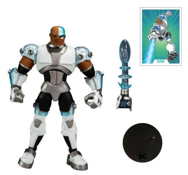 McFarlane Toys DC Multiverse 少年泰坦 鋼骨 可動模型 McFarlane Toys,DC,Multiverse,少年泰坦,鋼骨,可動模型,