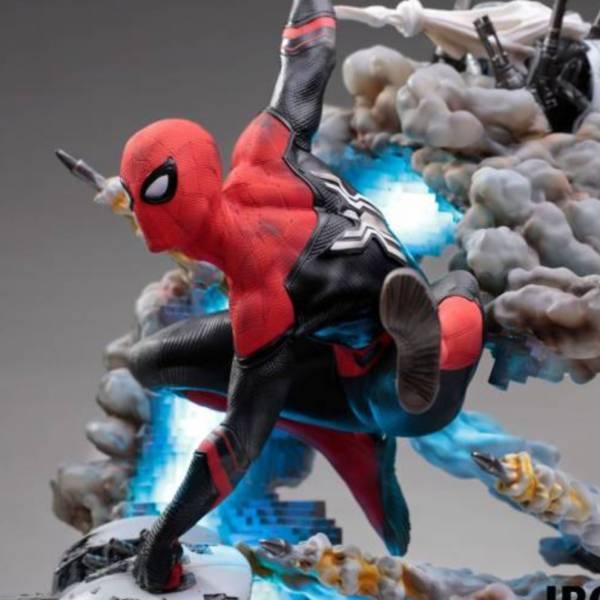Iron Studio 1/4 蜘蛛人 離家日 蜘蛛人 雕像 Iron Studio,1/4 ,蜘蛛人,離家日,蜘蛛人,雕像