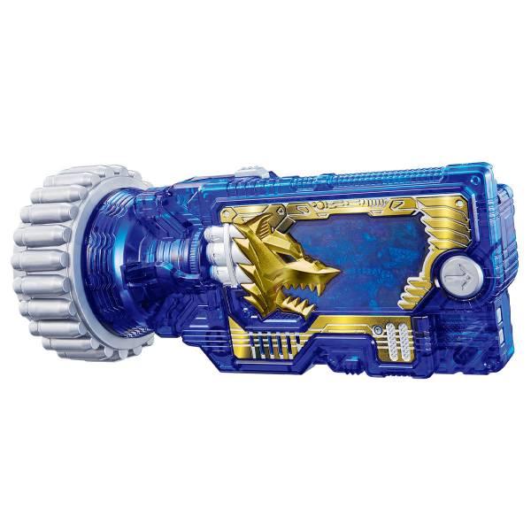 BANDAI 假面騎士 ZERO-ONE DX狂暴巴爾幹旋轉機關槍數據鑰匙 BANDAI,假面騎士ZERO-ONE,DX狂暴巴爾幹旋轉機關槍數據鑰匙