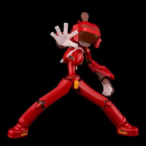 千值鍊 FLCL 健次 機器人 紅 可動模型  千值鍊,FLCL,健次,機器人,紅,可動,模型,