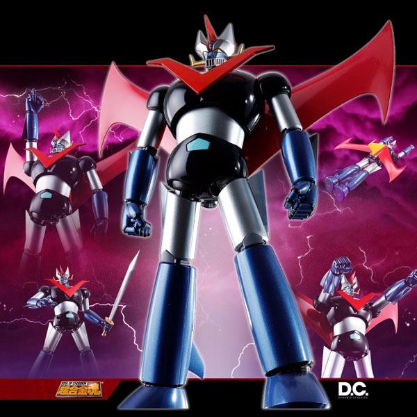 BANDAI / 超合金魂 / GX-73 / 無敵鐵金鋼 / 大魔神 / D.C. 超合金魂, GX-73 ,無敵鐵金鋼 ,大魔神, D.C.