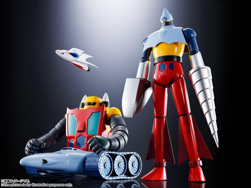 BANDAI / 超合金魂 / GX-91 / 蓋特機器人 / 蓋特2&3號 D.C版 BANDAI,超合金魂,GX-91,蓋特機器人,蓋特2&3號,D.C版