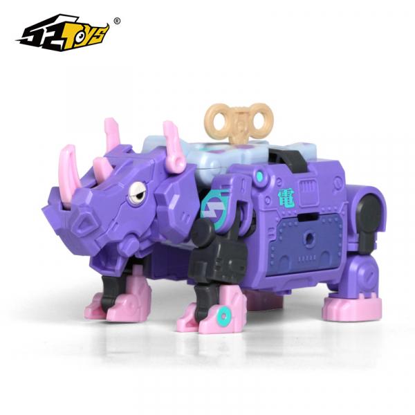 52Toys / 猛獸匣 BEAST BOX / 犀牛 叢林版 / BB06 RHYDEN 52Toys,猛獸匣,BEAST BOX,犀牛,叢林版,BB06,RHYDEN