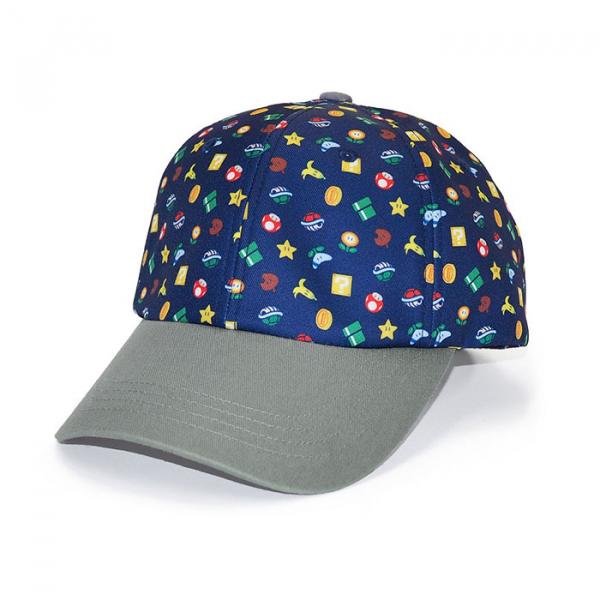 SAN-EI / 超級瑪利歐系列 / MA07 道具全圖案Ver.棒球帽 SAN-EI,超級瑪利歐,瑪莉歐道具,棒球帽