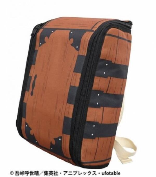 FuRyu 景品 鬼滅之刃 禰豆子木箱 造型背包 FURYU,景品,鬼滅之刃,禰豆子木箱,造型背包