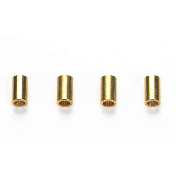 TAMIYA 田宮 #94801 迷你四驅車 軌道車 扯鈴導輪 專用銅管 5mm Pipe for Double Aluminum Rollers TAMIYA, 田宮,94801, 迷你四驅車, 軌道車, 扯鈴導輪,專用銅管,5mm Pipe for Double Aluminum Rollers