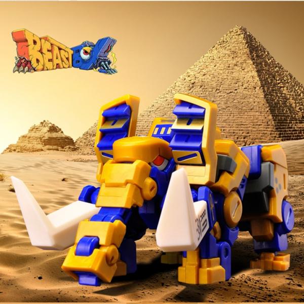 52Toys / 猛獸匣 BEAST BOX / 猛瑪象 埃及版 / BB-04EL MOMA 52Toys,猛獸匣,BEAST BOX,猛瑪象,埃及版,BB-04EL,MOMA