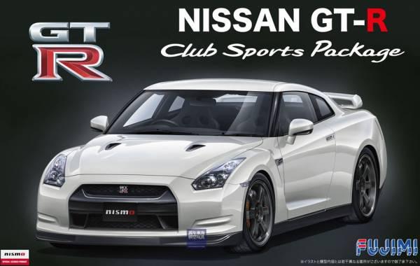 1/24 Nismo Nissan GT-R R35 FUJIMI ID134 富士美 組裝模型 FUJIMI,1/24,ID,NISSAN,GT-R,R35,NISMO,組裝模型