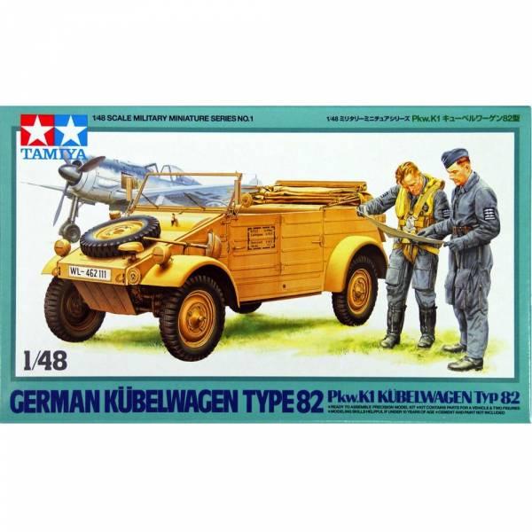 TAMIYA 田宮 1/48 #32501 German Kuebelwagen Type 82 德國小型82式軍用車 TAMIYA,田宮,1/48,32501, German,Kuebelwagen,Type 82, 德國,小型82式,軍用車