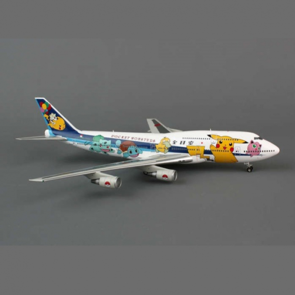 AVIATION 200 1/200 ANA 747-400D 神奇寶貝 POCKET MONSTERS  AVIATION 200,1/200,ANA 747-400D,神奇寶貝,POCKET MONSTERS
